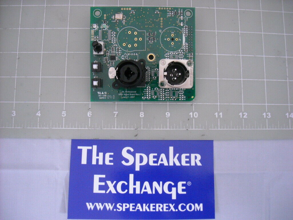 JBL 364347-001 Input Module PCB for PRX535