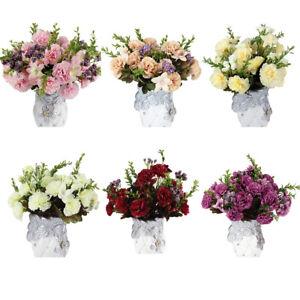 Am-Elegant-Artificial-Flower-Carnation-Home-Wedding-Arrangement-Party-DIY-Decor