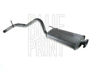 Exhaust Box fits MITSUBISHI L200 K74T 2.5D Rear 01 to 07 4D56-T Silencer