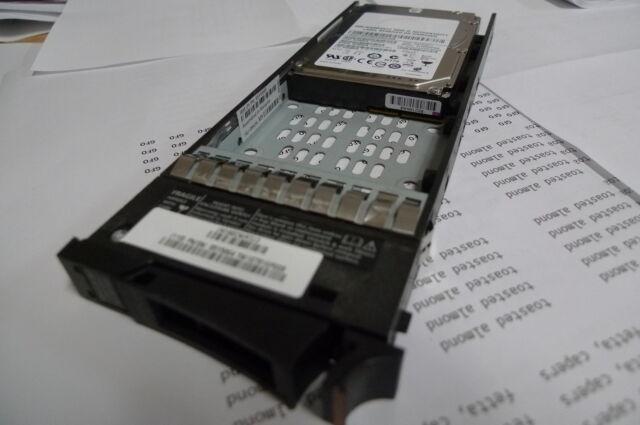"""IBM 600GB 10K 6Gb SAS FRU 85Y5864 / 00L4521 2.5"""" Drive in Tray  #8"""