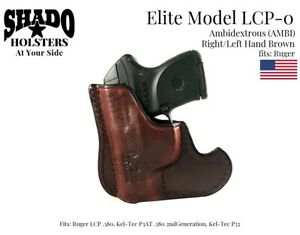 SHADO-Leather-Holster-USA-Elite-Model-LCP-0-AMBI-Pocket-Holster-Brown-Ruger-LCP
