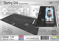 Coastal Kits 1:24 Scale Starting Grid Display Base