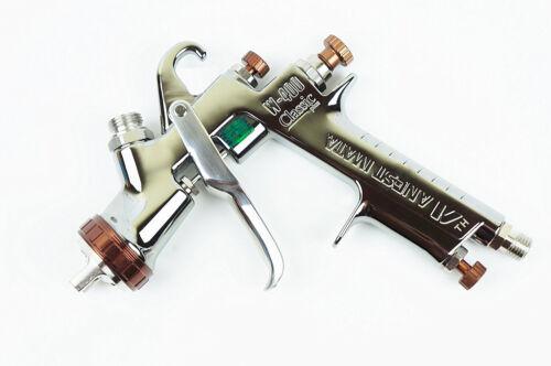 Anest Iwata W-400-144G 1.4mm Bellaria Spray Gun no Cup W400 144G CLASSIC plus