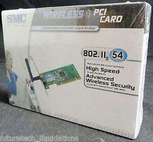 SMC EZ CONNECT G PCI TREIBER WINDOWS 7