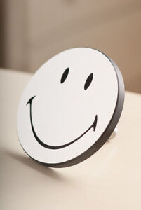 Wall Hook Knob Smiley Face