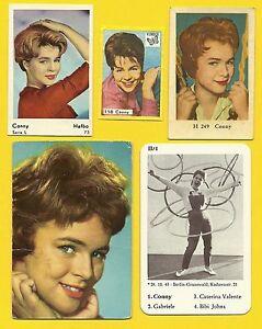 Conny-Cornelia-Froboess-Fab-Card-Collection-Goldene-Schallplatte-Derrick-I