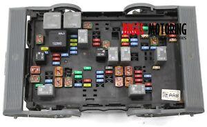 2010-2013 chevy tahoe silverado escalade fuse box relay 25941368   ebay  ebay