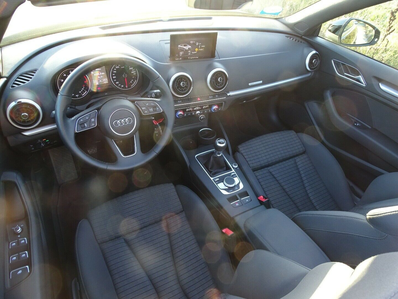 Audi A3 1,5 TFSi 150 Sport Cabriolet - billede 6