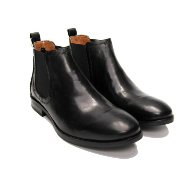 f7d031760c8 Men's Leather Chelsea Boots, Ankle Leather Boots for mens (AU/UK Size)