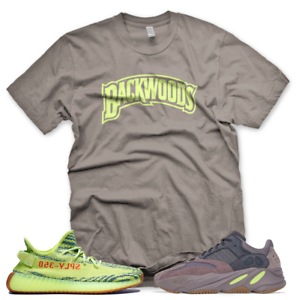 Brown BACKWOODS T Shirt for Adidas