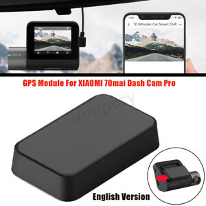 XIAOMI-70mai-Pro-GPS-Module-For-Car-HD-DVR-Dash-Cam-Camera-Video-English-Version