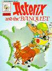 Asterix and the Banquet by Goscinny, Uderzo (Hardback, 1995)