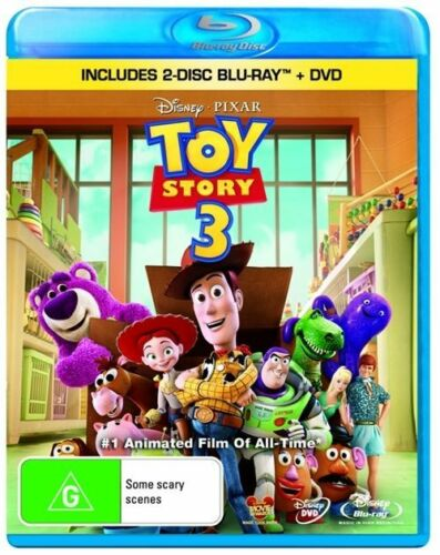 1 of 1 - Toy Story 3 (Blu-ray, 2010, 3-Disc Set) ==BRAND NEW === SEALED ====