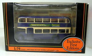 EFE-1-76-Scale-14202-Bristol-Lodekka-Midland-General-D6-diecast-model-bus