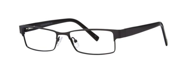 Eyeglasses Frames Eye Glasses Flexible Arms Black RX Plastic Tempo ...