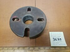 Southbend Lathe Early 16heavy10 Dog Drive Plate Pn 16 41 214 8tpi 712 Dia