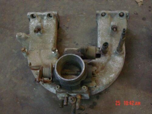2.5 Intake manifold 91-95 Jeep Wrangler 4 cyl cherokee Fuel injection 33007051