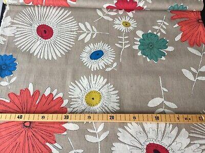 Reststücke Canvas-Baumwolle Leinenoptik 3 x 50 x 140 cm