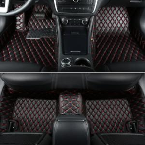 Dodge RAM1500 2009-2016 Waterproof Non-slip Carpets floor mat
