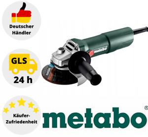 Metabo Winkelschleifer W 750-125 Sologerät 750 Watt Ø 125mm Original Schleifen