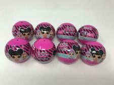 LOL Surprise Globe 8 Surprises Tattoo Ring and Bag-Lot of 3 Favors Ponies