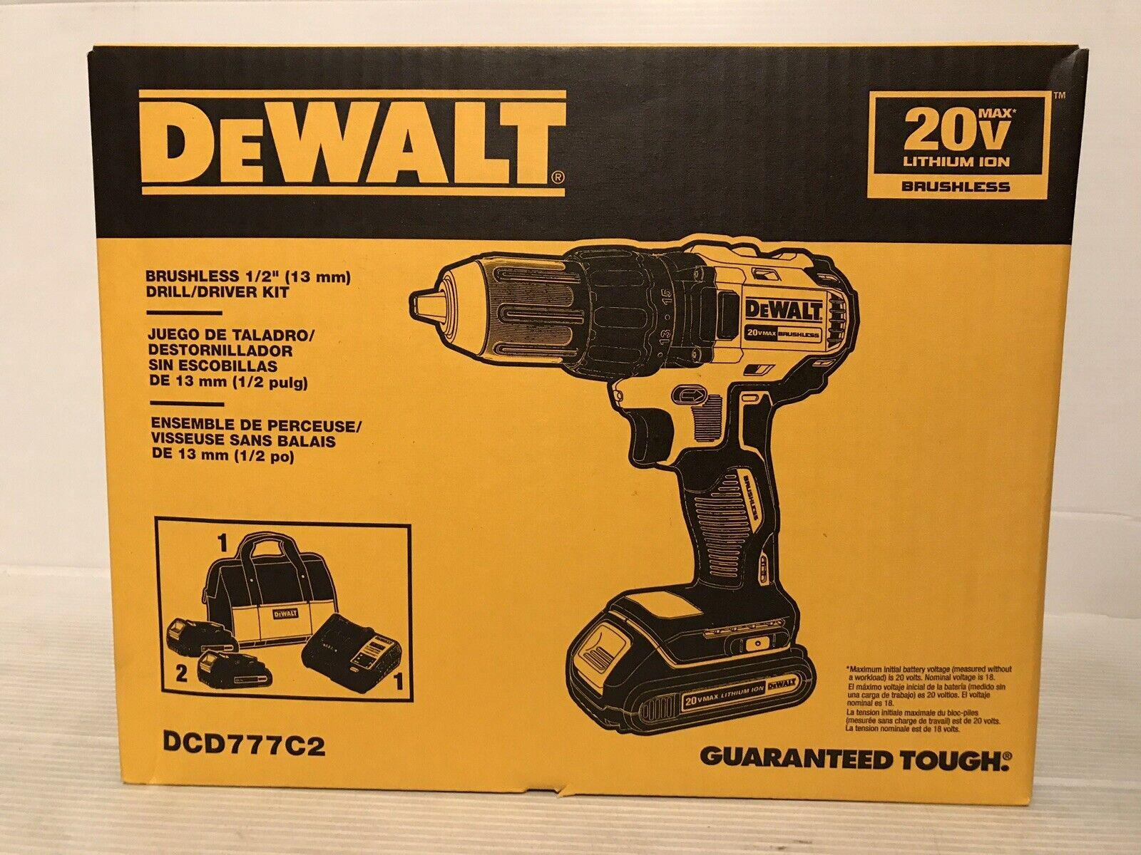 Power Tools Tools Workshop Equipment Dewalt 20v Max Li Ion