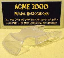 Dinky 180 Rover 3500 Reproduction Repro Clear Plastic Window Unit