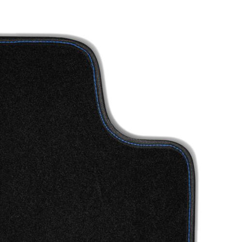 AUTO-Tappetini Exclusive nastro per MERCEDES BENZ CLASSE A w177//v177 dal 2018