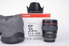 Canon 35mm F/1.4 L USM