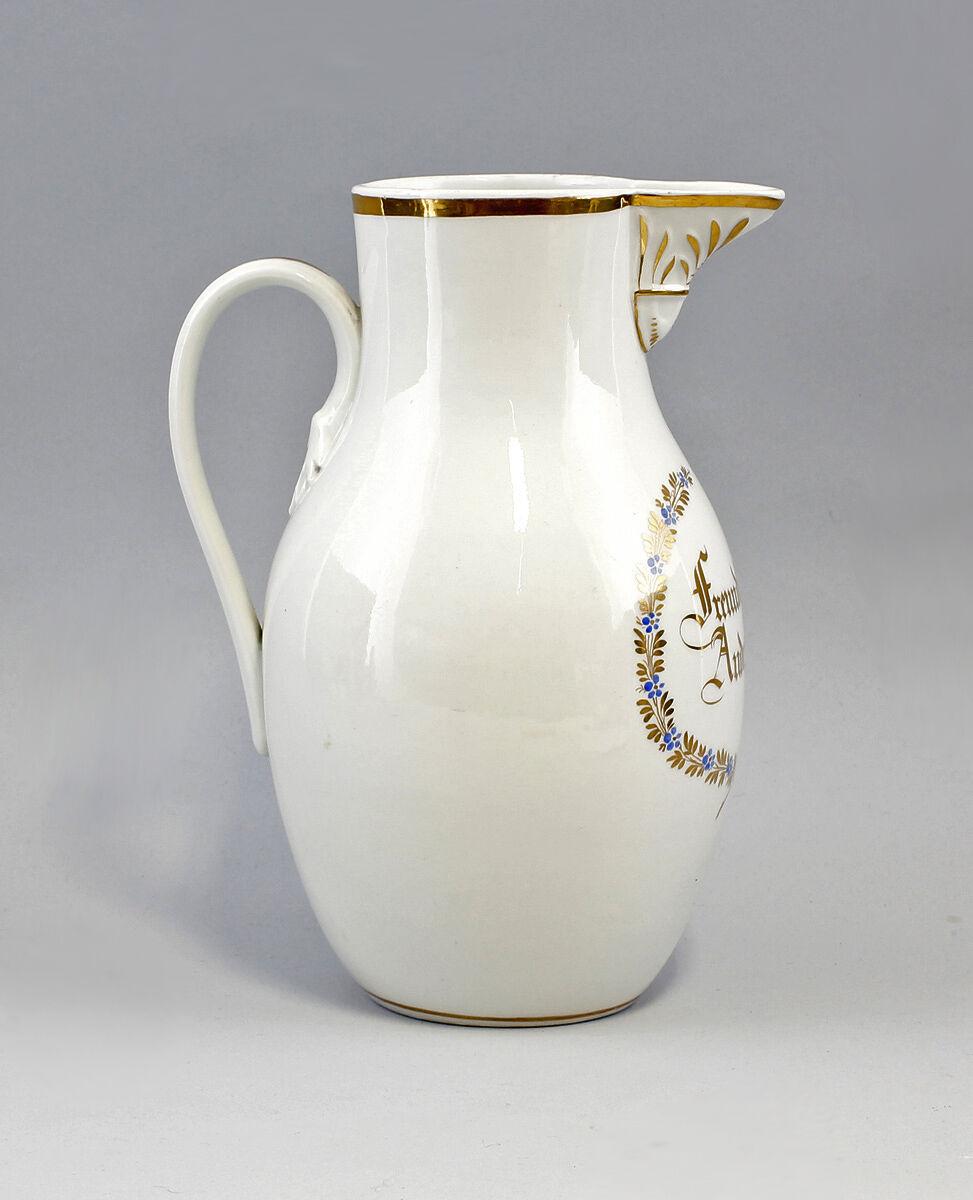 Porcelaine Grand schenkkrug Silésie 99840128