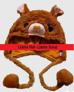 Danisnotonfire Llama Hat Super Soft Lama Hat Ebay