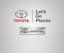 thumbnail 12 - Genuine Toyota Owners Manual Portfolio Black Embossed Toyota Logo & Red Stitch
