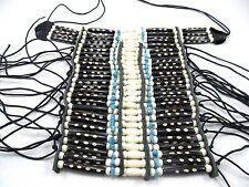 Turquoise Bone Hairpipe Breastplate Choker Ceremonial Regalia Pow Wow