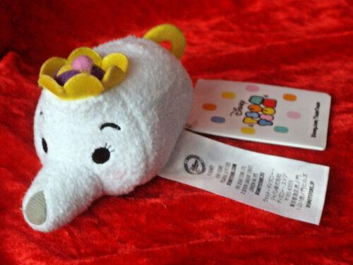 Disney Mrs Potts BNWT Tsum Tsum Genuine soft toy plush Beauty and the Beast