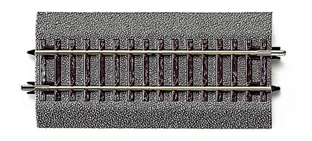 Roco Line H0 42511 Diagonalgerade DG1, Length 119 mm, with Bettung. New