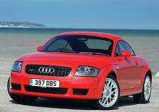 Audi TT Workshop Repair & Service Manual 1997 to 2006 Manual