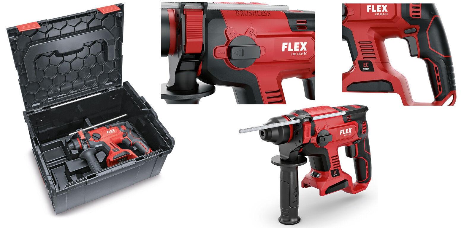 Flex Akku Kombi-Bohrhammer  CHE 18.0-EC +L-BOX  430.005