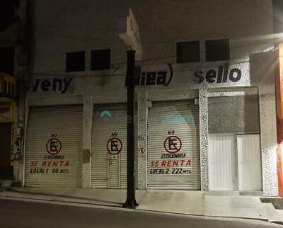 LOCAL COMERCIAL EN RENTA CON EXCELENTE UBICACIÓN EN LA CIUDAD
