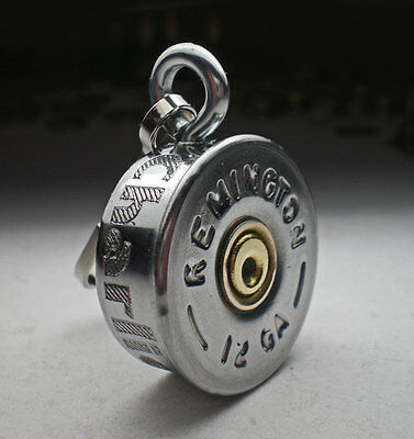 357 Magnum Engraved Dog Nickel Bullet ID tag Personalized Bullet Dog tag K9 Tag