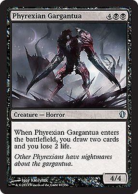 the Gathering Phyrexian Gargantua x4 Magic