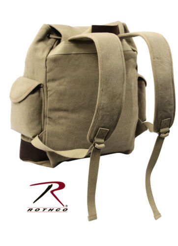 Vintage Expedition Rucksacks Camping,Hiking,Outdoor Adventure Backpack Bags
