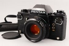 Pentax LX 35mm SLR Film Late Model w/50mm f/2.0 lens  from Japan #133