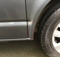 Volkswagen Transporter T5  - 3M film side protection pattern RH and LH
