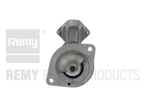Starter Motor-Premium; Remy 25034 Reman