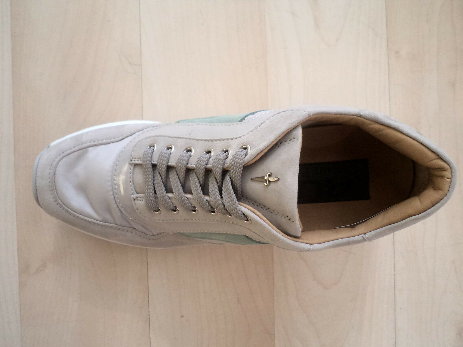 SCONTO 30 % SNEAKERS GREY PACIOTTI 4US SUMMER DONNA GREY SNEAKERS   ART. ED1 1c816e