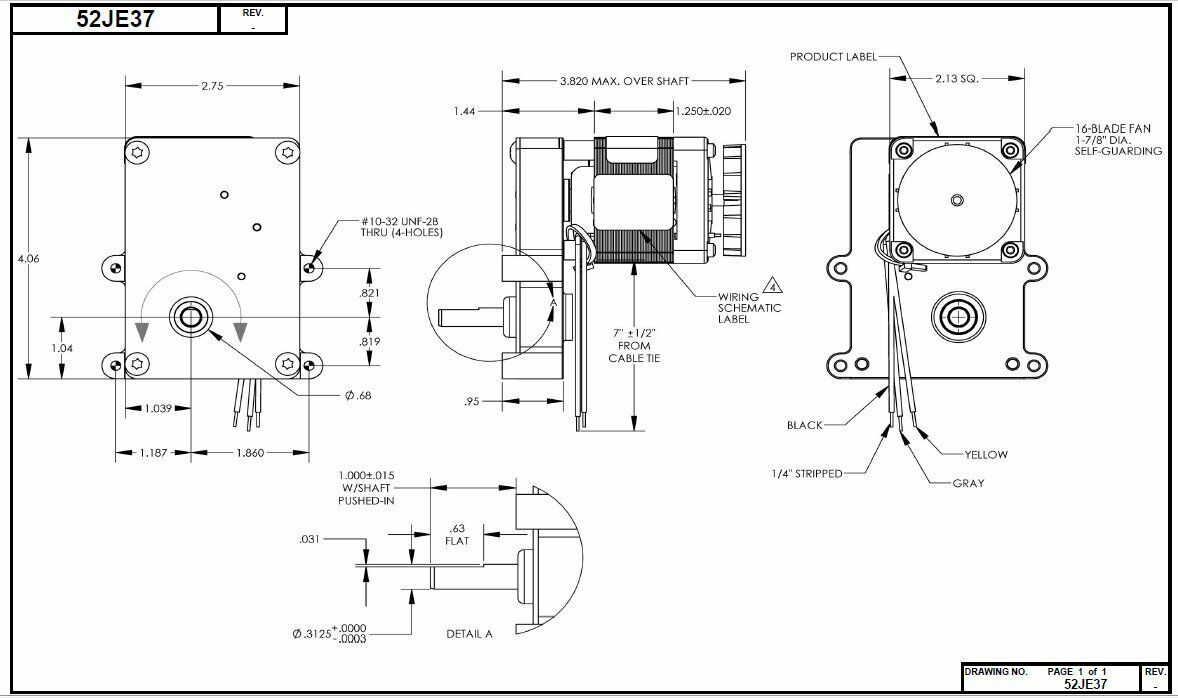 Dayton 2z830 Motor Wiring Diagram. . Wiring Diagram Drawing ... on