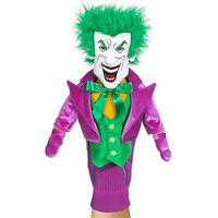 Licensed Hand Puppet Batman Figure For Self Expression - The Joker on Sale