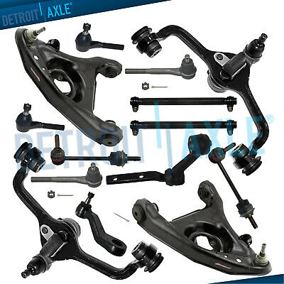 2 Front Lower Control Arms With Ball Joints And 5 Year Warranty Pair