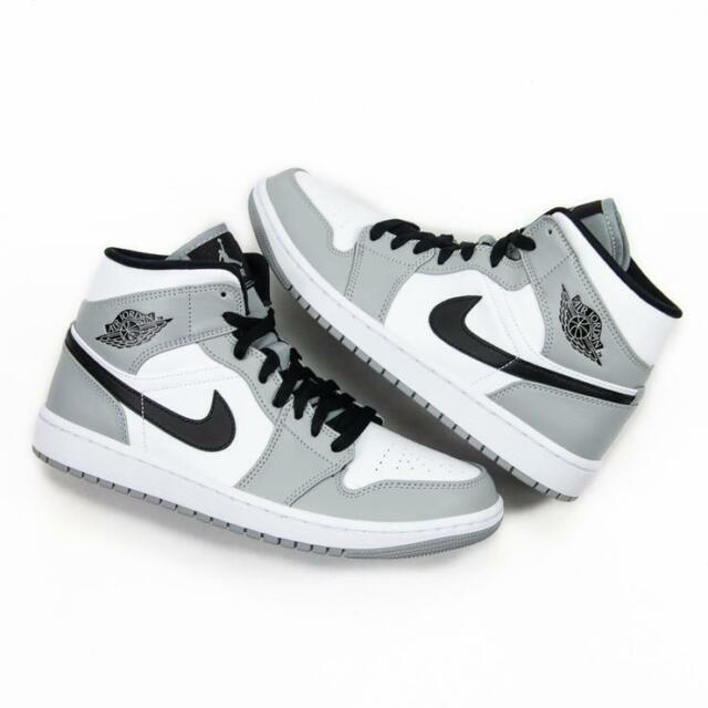 Nike Air Force 1 Mid Grade School Cool