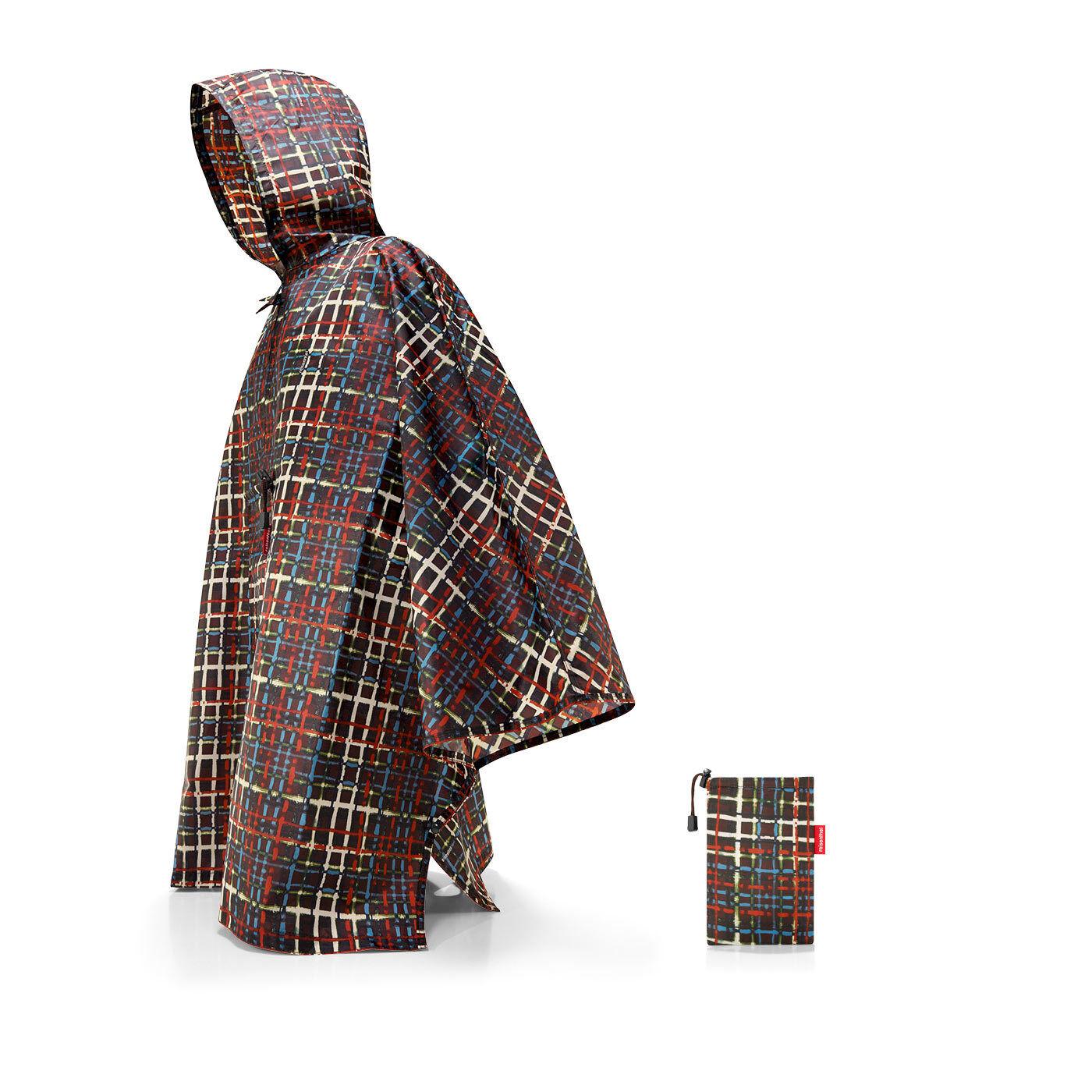 reisenthel Mini Maxi Poncho impermeabile 141 x 116 cm